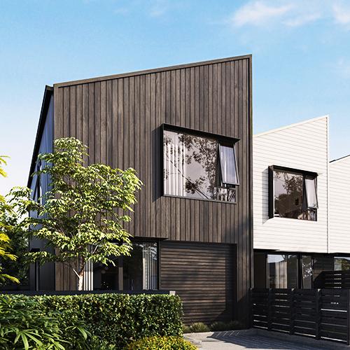 Seaborne Petone Townhouse Block 1