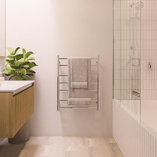 Seaborne Petone Townhouse Unit 18 Bathroom